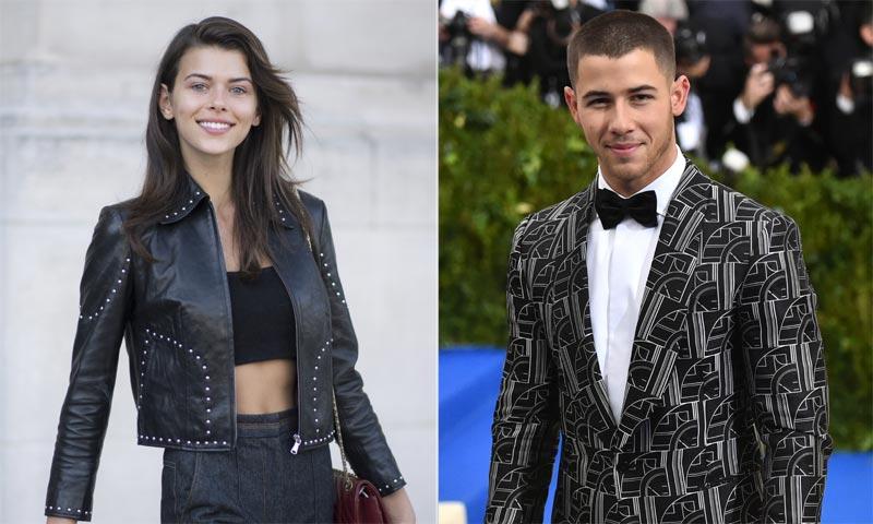 Un ángel de Victoria's Secret conquista el corazón de Nick Jonas