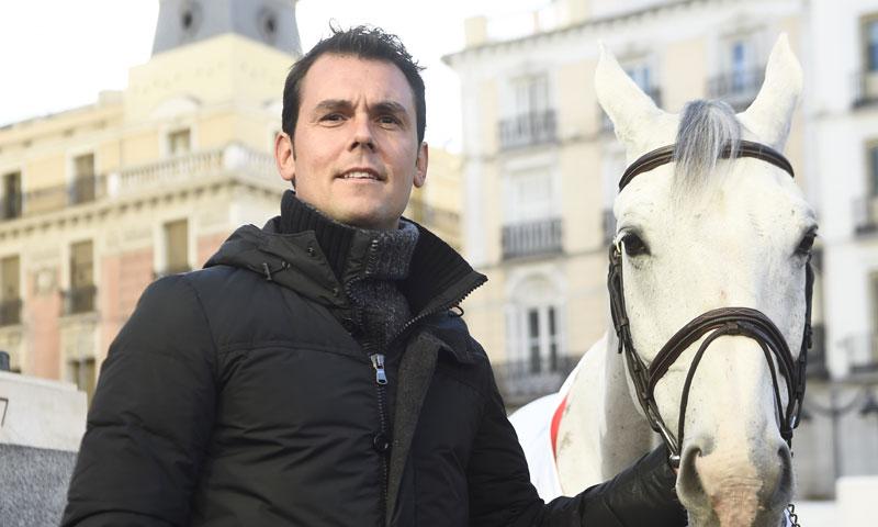 Sergio Álvarez, exmarido de Marta Ortega: 'Me gustaría que mi hijo siguiese mis pasos'