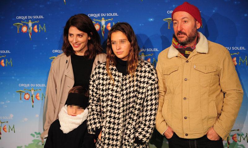 Bárbara Lennie, una más en la familia de Diego Postigo