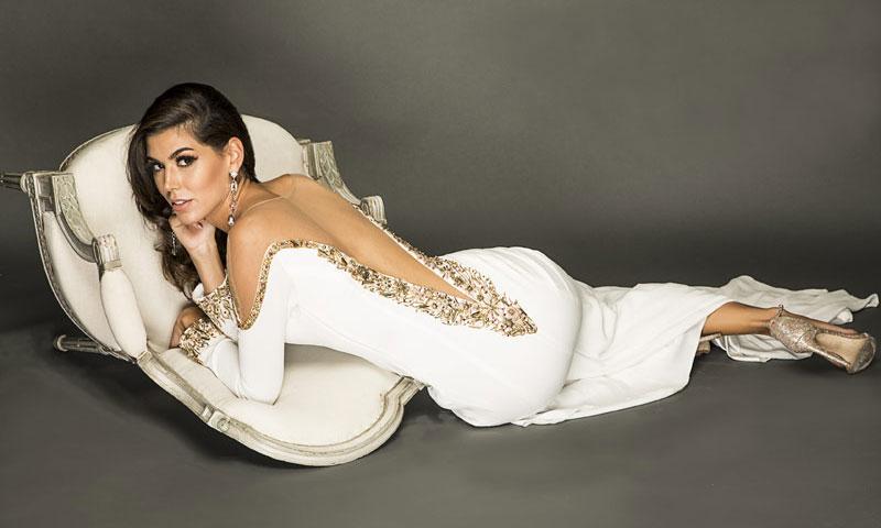 EXCLUSIVA: Así será el impresionante traje típico y fantasía de Miss Universo España 2017