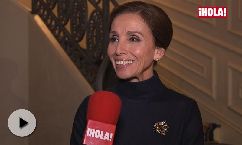 En primicia para HOLA.com: Ana Belén nos habla de su vuelta a la televisión 18 años después