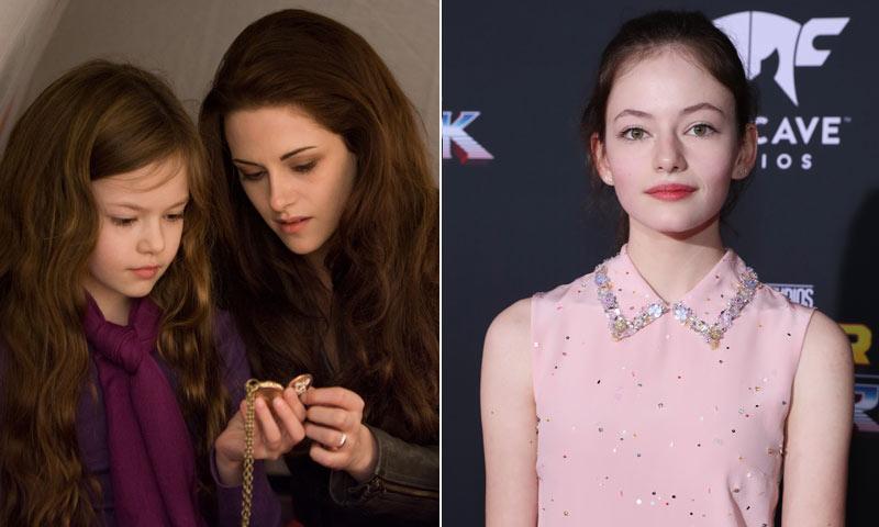 ¿Recuerdas a la niña de 'Crepúsculo'? Ahora tiene 17 años y es una 'it girl' en potencia