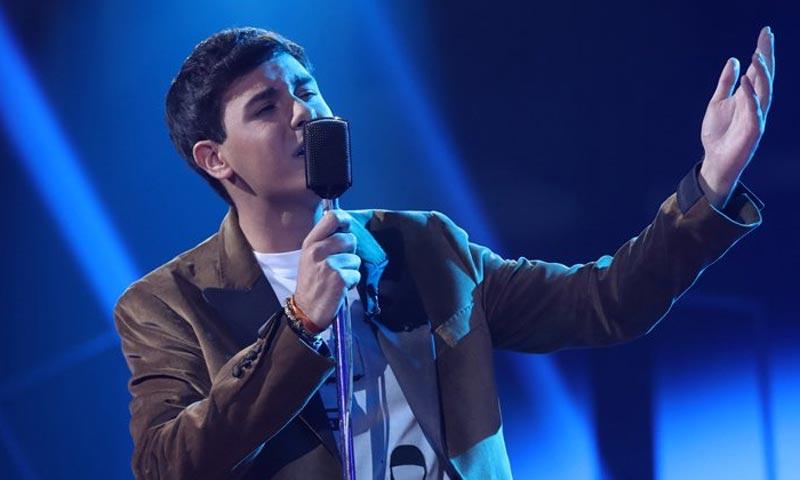El sentido homenaje a Salvador Sobral, ganador de Eurovisión, enamora a la audiencia de 'OT'