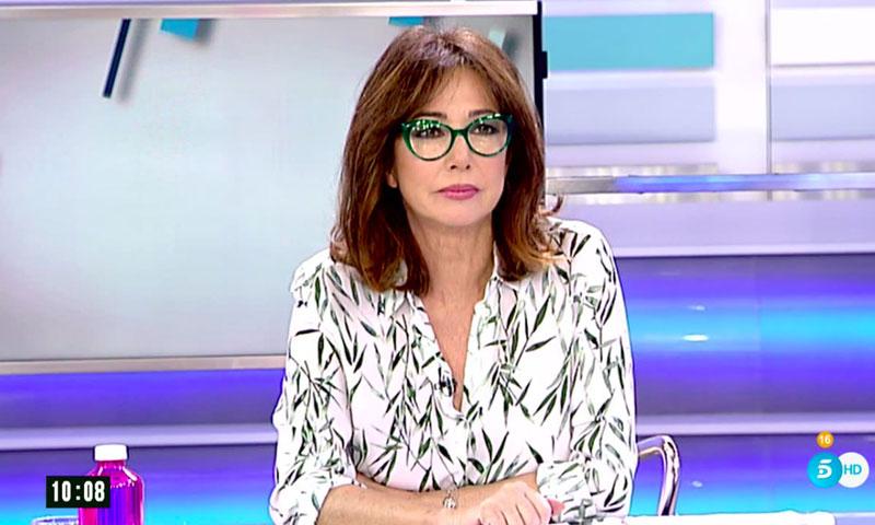 Ana Rosa Quintana es alabada por su mensaje a Susana Griso tras la muerte de su madre
