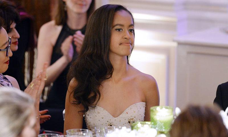 Malia Obama encuentra el amor en su inicio universitario en Harvard