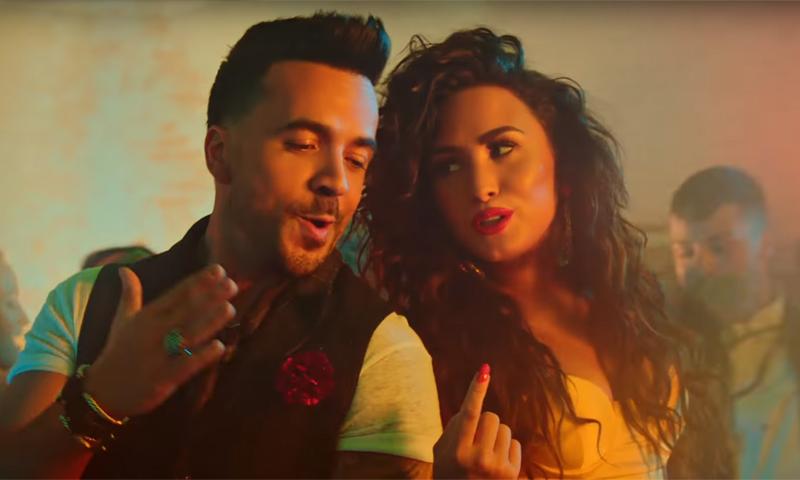 Luis Fonsi triunfa con su nuevo 'Despacito', esta vez junto a Demi Lovato