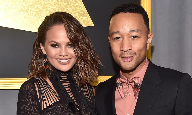Chrissy Teigen y John Legend anuncian que van a ser papás por segunda vez con esta foto