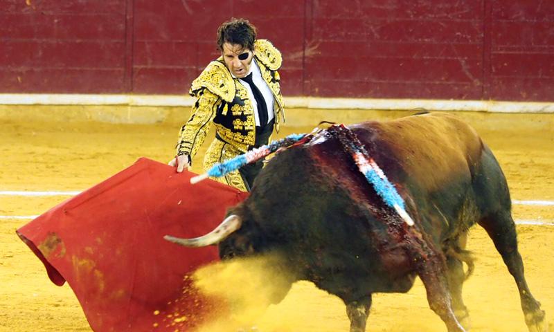 Juan José Padilla se retira de los ruedos