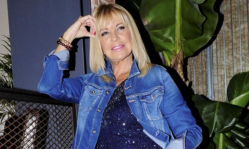 Bárbara Rey, pletórica, anuncia una feliz noticia