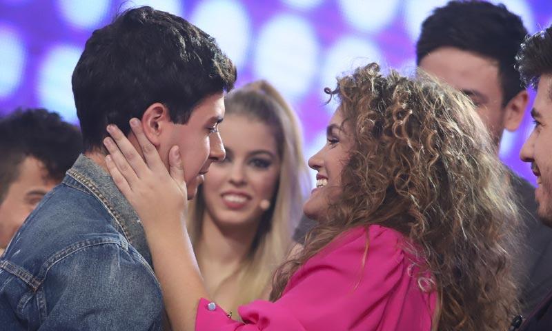 ¿Hubo beso en directo? Amaia y Alfred abren el debate más reñido entre los fans de OT