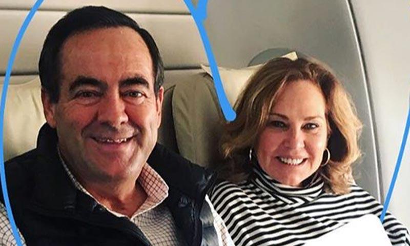 José Bono y su exmujer Ana Rodríguez, juntos en un viaje muy familiar