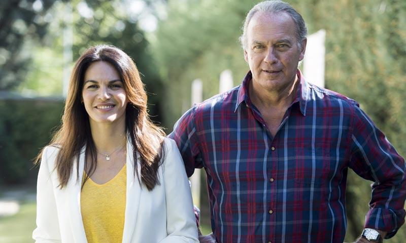 Fabiola Martínez grita su amor por Bertín Osborne en su cumpleaños