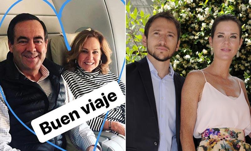 El plan alternativo de Amelia Bono para su numerosa familia: prefiere Bilbao a Jordania