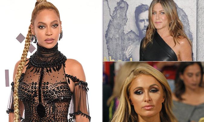Beyoncé, Jennifer Aniston y Paris Hilton, evacuadas de sus casas por el devastador incendio de Los Ángeles