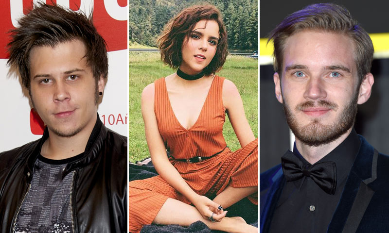Top 10: Estos son los 'youtubers' con más seguidores del mundo