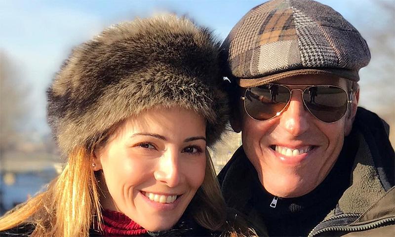 Manuel Díaz 'El Cordobés' y Virginia Troconis celebran en París el cumpleaños de la hija mayor del torero