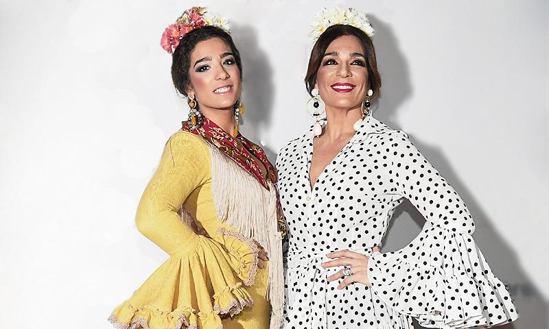 La hija de Raquel Bollo y Chiquetete cumple 18 años... ¡y descubrimos que es igualita a su madre!