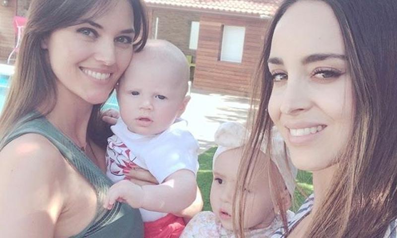 Lorena Van Heerde desvela que su hija está 'enamorada' del hijo de otra conocida modelo