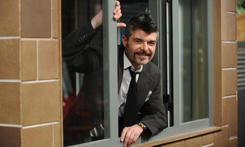 Así cambió la lotería de Navidad la vida de Nacho Guerreros, actor de 'LQSA'