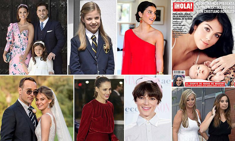 Las 15 noticias más leídas del año en HOLA.com