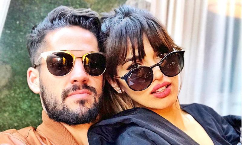 Isco Alarcón y Sara Sálamo se escapan a Londres con dos acompañantes de lujo