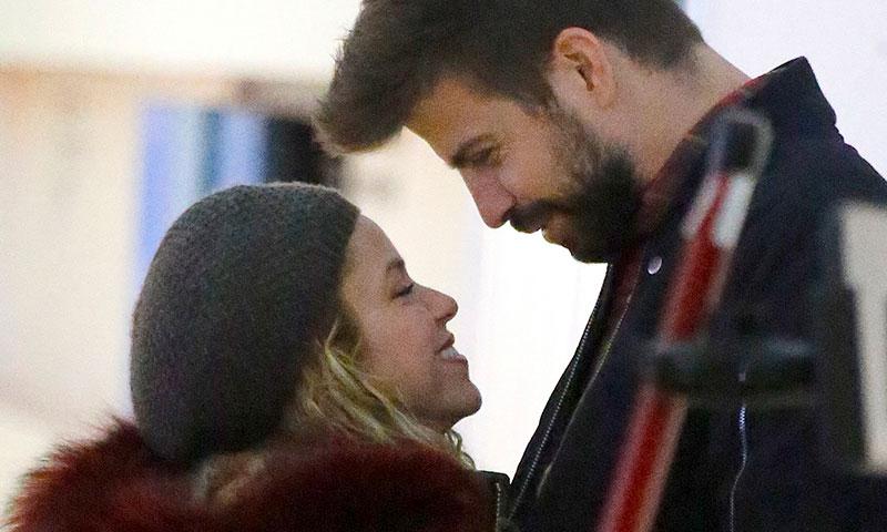 Shakira y Piqué, la viva imagen del amor tras sus 'accidentadas' vacaciones en Nueva York