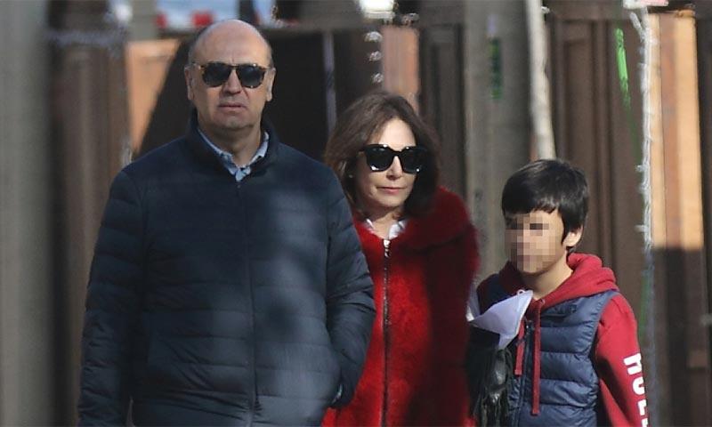 EXCLUSIVA: Ana Rosa Quintana disfruta de unos días muy familiares en Sevilla