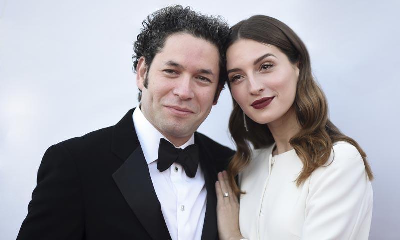 Gustavo Dudamel, a punto de celebrar su primer aniversario de boda con María Valverde: 'Estoy enamoradísimo de ella'