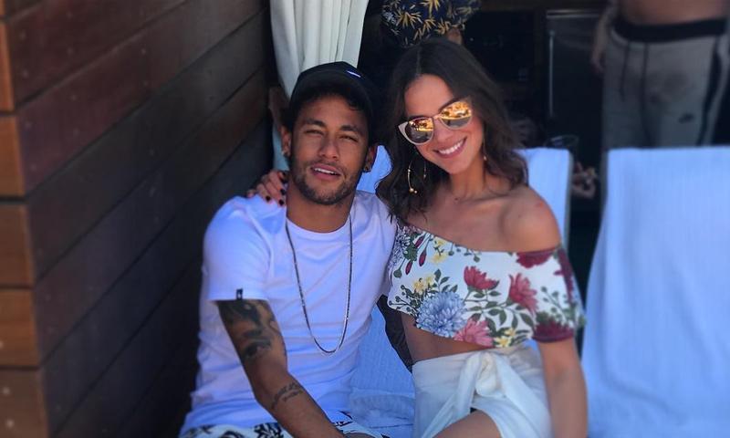 La imagen que demuestra que Neymar y Bruna Marquezine vuelven a estar juntos
