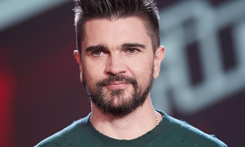 Juanes empieza el nuevo año, literalmente, con mal pie