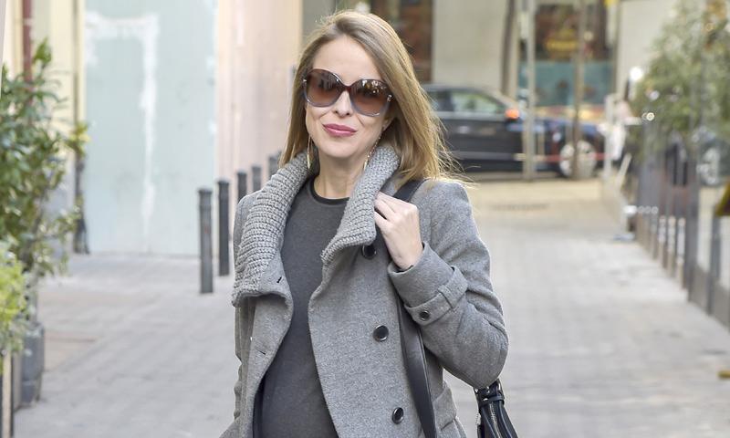 Silvia Abascal, en todo su esplendor a punto de ser madre
