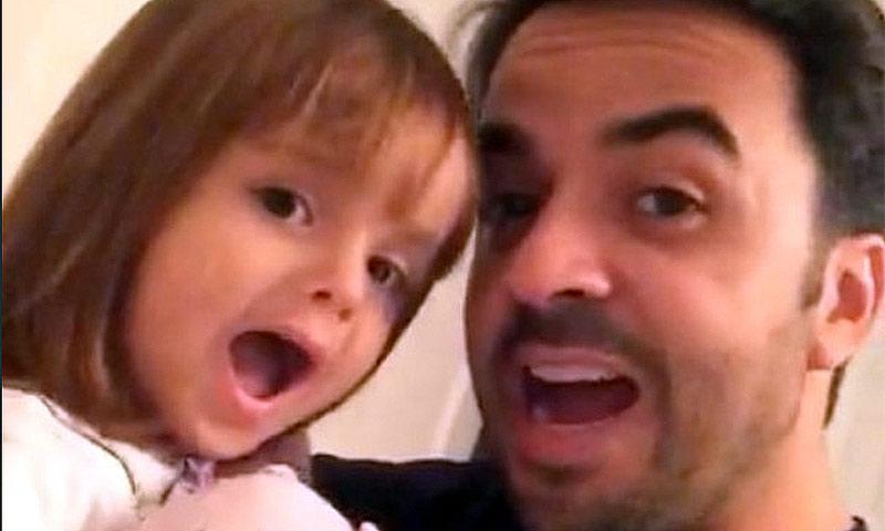 ¡Vaya ritmo! La hija de Luis Fonsi arrasa bailando en las redes sociales