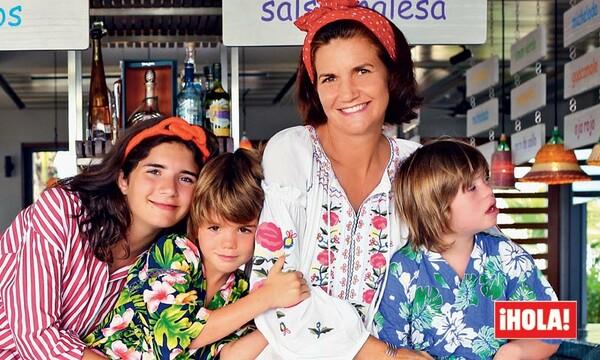 En Hola Las Exóticas Vacaciones En Familia De Samantha Vallejo Nágera