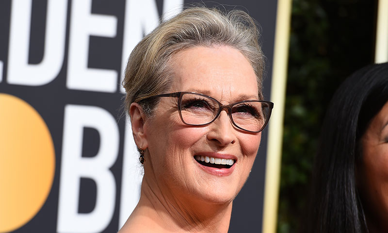 Meryl Streep relata el encontronazo con Mariah Carey en los Globo de Oro