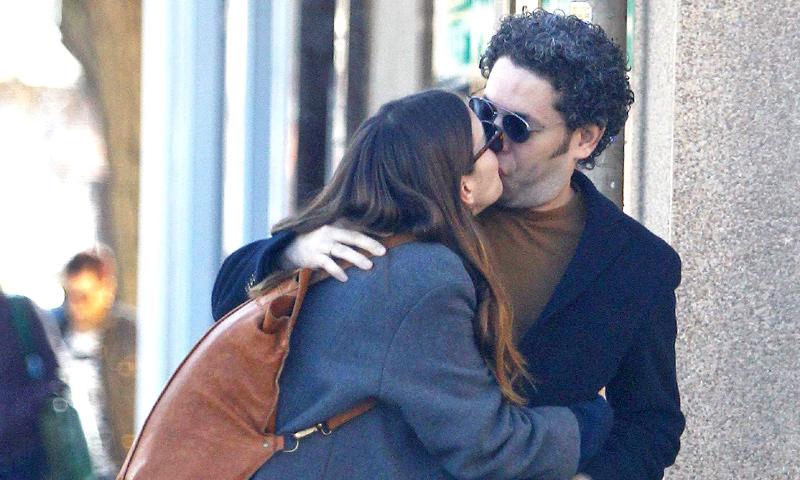 María Valverde y Gustavo Dudamel, puro amor a punto de cumplir su primer aniversario de boda