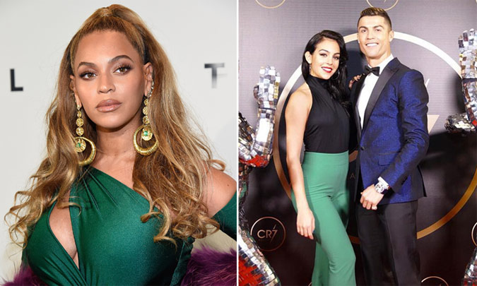 La familiar foto de Cristiano y Georgina que ha arrebatado un récord a Beyoncé