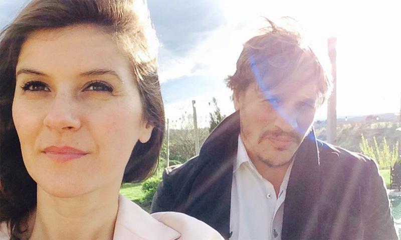 Sergio Peris-Mencheta se pone romántico con Marta Solaz, la actriz de 'Al salir de clase' que robó su corazón hace 13 años