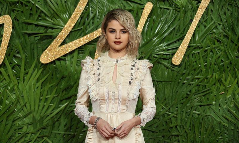 Selena Gomez responde a las críticas por haber trabajado con Woody Allen