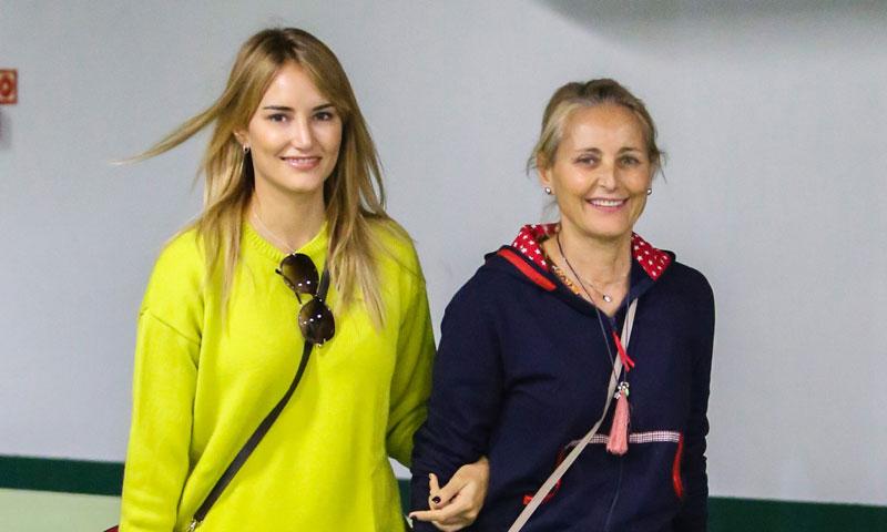 La gran sorpresa de Alba Carrillo a su madre
