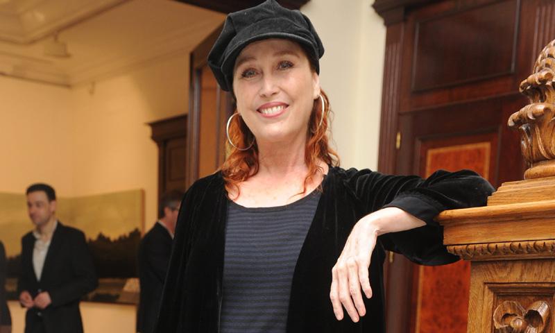 La actriz Verónica Forqué, galardonada con el Premio Feroz de Honor 2018