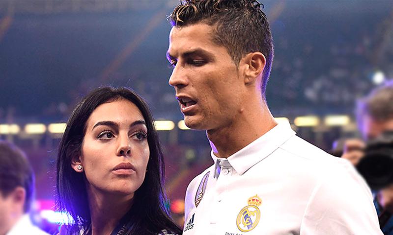 La preocupación de Georgina Rodríguez al presenciar el accidente de Cristiano Ronaldo