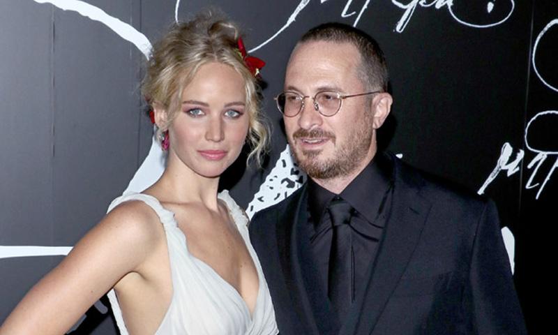 Darren Aronofsky olvida a Jennifer Lawrence con una conocidísima modelo y actriz de 26 años