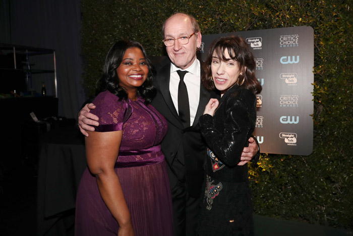 Octavia Spencer y Sally Hawkins
