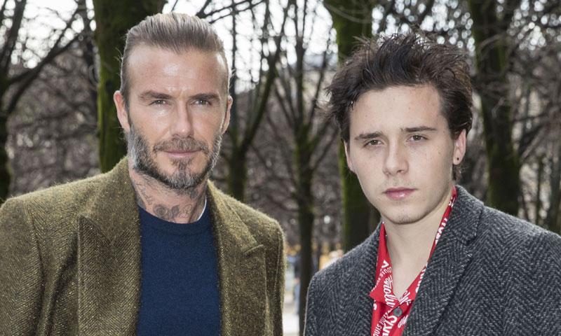 Brooklyn Beckham imita a su padre haciéndose el mismo tatuaje ¿quieres verlo?