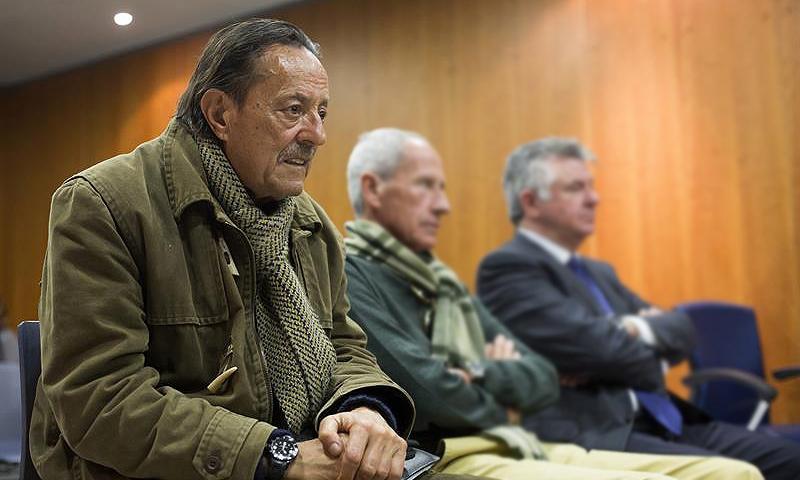 Un baile por sevillanas devuelve a la cárcel a Julián Muñoz