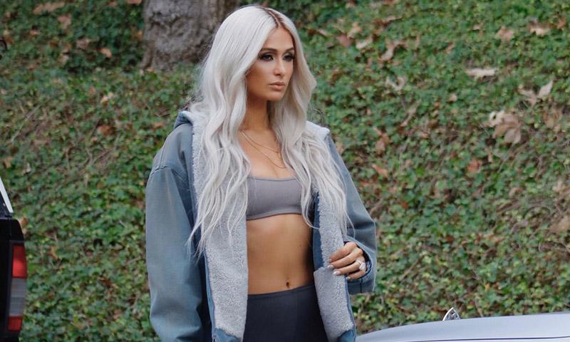 ¿Es Kim Kardashian? ¡No! Es París Hilton y su increíble transformación