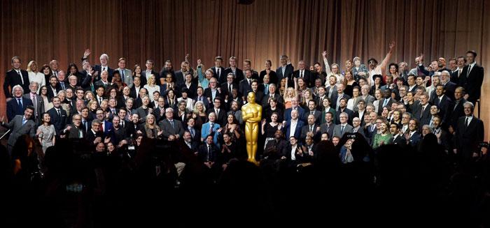 Almuerzo nominados 90ª edición de los Oscars