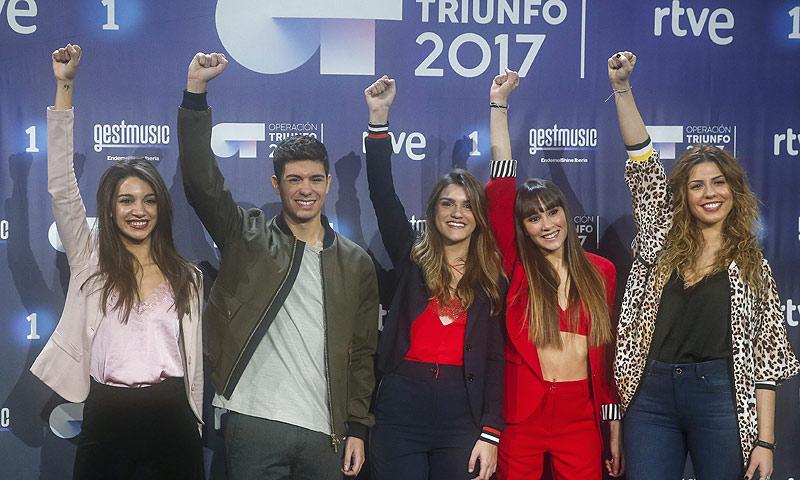 La flamante ganadora de OT: 'Me hace mucha ilusión que me llamen Amaia de España'