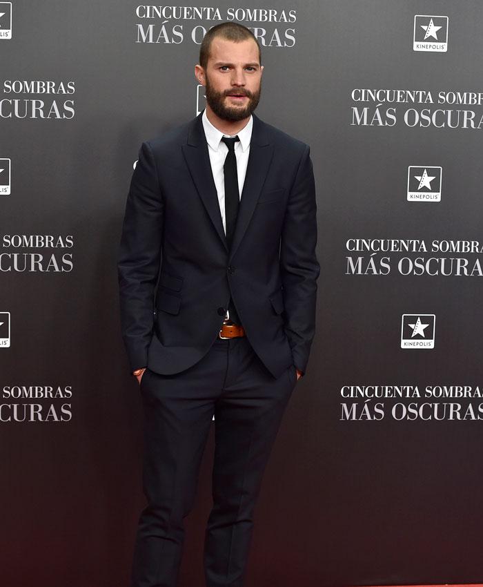 Jamie Dornan dice adiós a Christian Grey y explica sus razones