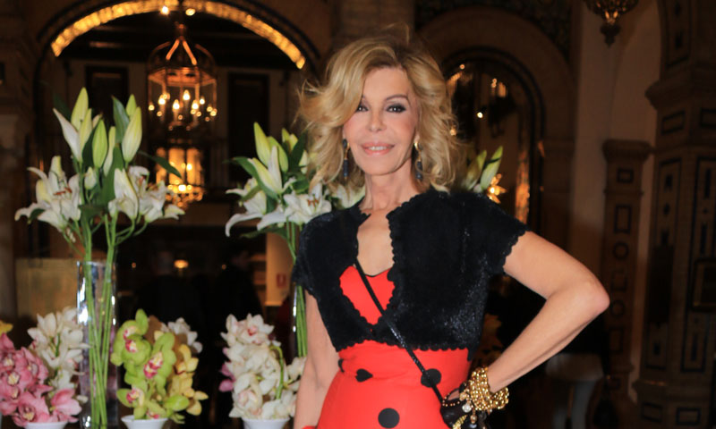 Bibiana Fernández se pronuncia sobre su comentado vestido de los Goya: 'No era igual que el del resto'